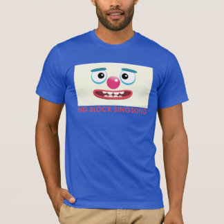 BBSSのピエロの人のTシャツ Tシャツ