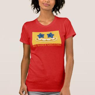 BBSSのフルーツの女性のTシャツ Tシャツ