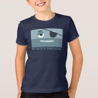 BBSSの海賊子供のTシャツ Tシャツ