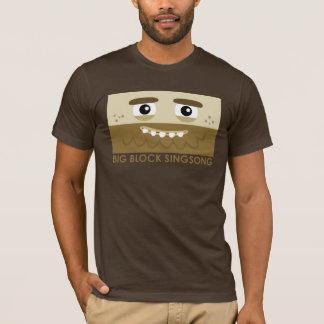 BBSSの穴居人の人のTシャツ Tシャツ