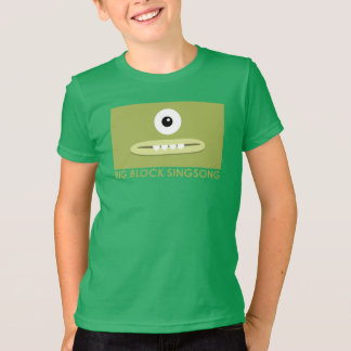 BBSSの細菌の子供のTシャツ Tシャツ