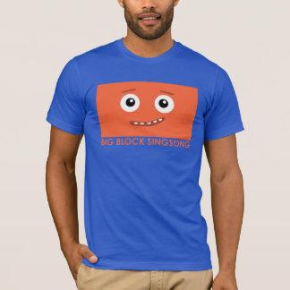 BBSSは人のTシャツを食べます Tシャツ