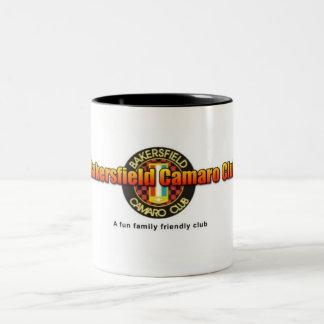 BCCのコーヒーカップ ツートーンマグカップ