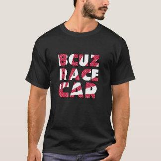 BCUZのレースカー Tシャツ