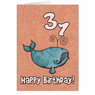 bdのクジラ- 31 カード