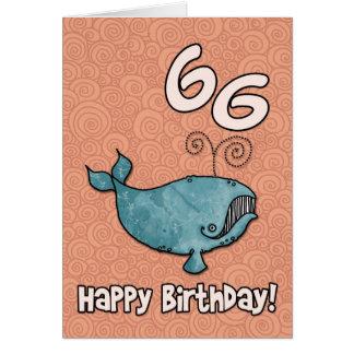 bdのクジラ- 66 カード