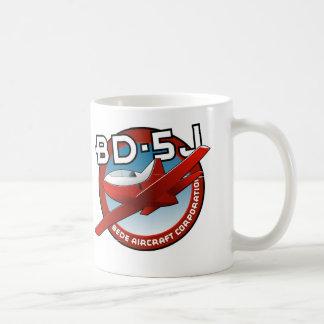 BD-5J MicroJet コーヒーマグカップ