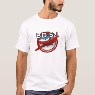 BD-5J MicroJet Tシャツ