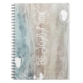 Be joyful notitieblok ノートブック