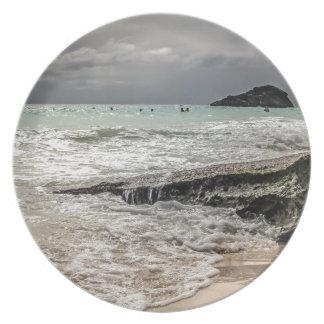 beach02の石 プレート