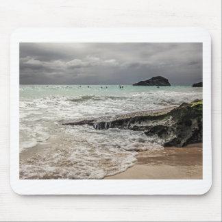 beach02の石 マウスパッド