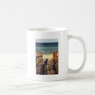 Beach.jpgへの細道 コーヒーマグカップ