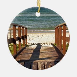 Beach.jpgへの細道 セラミックオーナメント