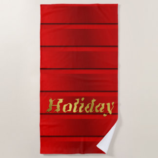 Beach,towel,template,colorful craft, holiday, ビーチタオル