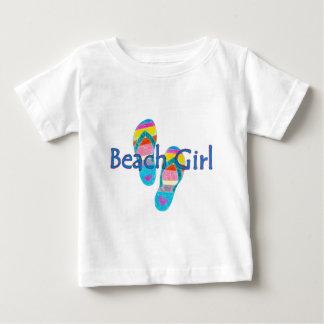 beachgirl ベビーTシャツ