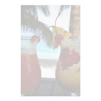 Beachyカクテル 便箋