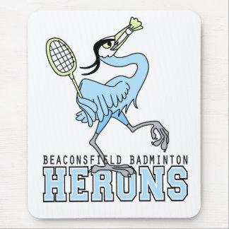 Beaconsfieldのバドミントンの鷲 マウスパッド