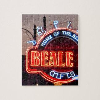 Bealeの通り ジグソーパズル