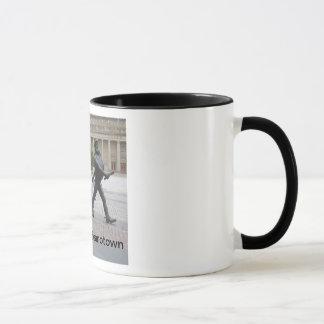 Beanotownのマグのダン及びMinnie マグカップ