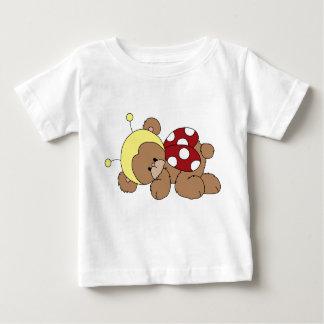 Bear女性 ベビーTシャツ