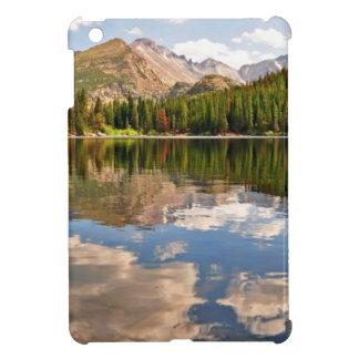 bear湖。 コロラド州 iPad mini case