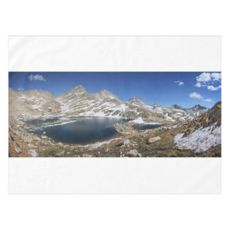 bear湖-山脈 テーブルクロス