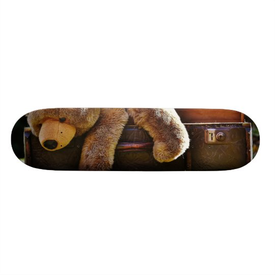 bear スケートボードデッキ