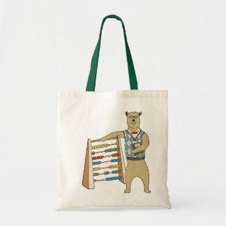 Bear Bag教授 トートバッグ