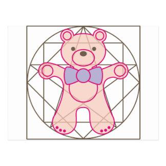 bear_da_vinci ポストカード