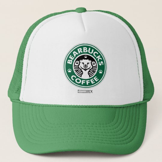 BEARBUCKS cap キャップ