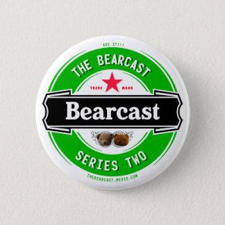 Bearcast -シリーズ2バッジ 5.7cm 丸型バッジ