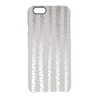 Bearchの銀製の木の木製のiPhone Clearly™ クリアiPhone 6/6Sケース