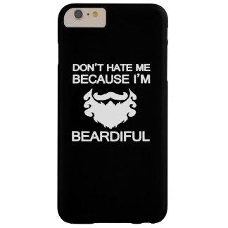 beardifulあります barely there iPhone 6 plus ケース