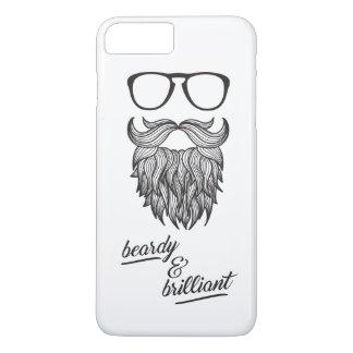 beardy及び華麗 iPhone 8 plus/7 plusケース