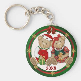 Bearyのメリークリスマス20XX キーホルダー