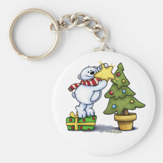 Bearyのメリークリスマス キーホルダー