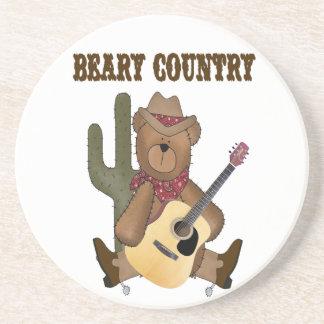 Bearyの国のコースター コースター