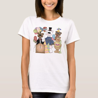 Bearyの新年 Tシャツ