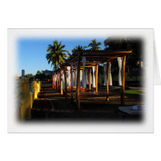 BEASHAのビーチの影 カード