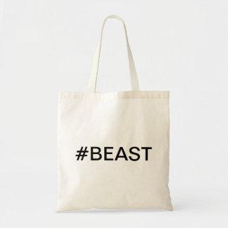 #BEASTの重量挙げのボディービルダーのように トートバッグ