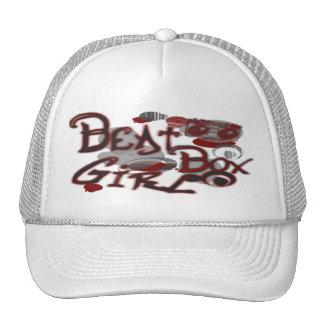 Beatboxの女の子Rの帽子 キャップ