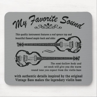 BEATLEBASSのマウスパッド マウスパッド