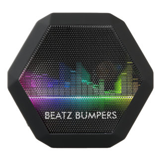 Beatzのバンパー ブラックBluetoothスピーカー