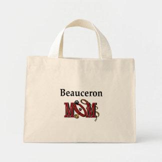 Beauceronのお母さんのギフト ミニトートバッグ