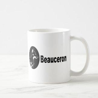 Beauceronのポートレート コーヒーマグカップ