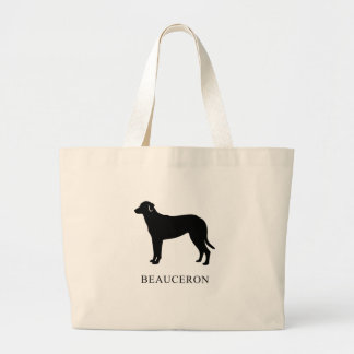 Beauceron ラージトートバッグ
