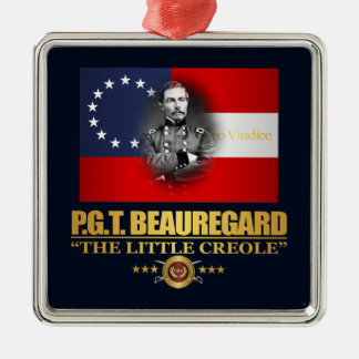 Beauregard (南愛国者) メタルオーナメント