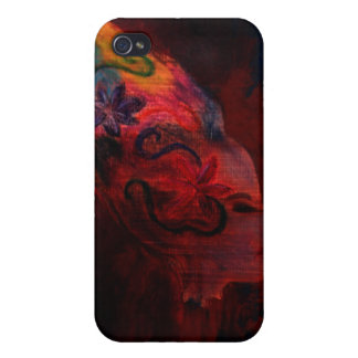 Beaute Africaine iPhone 4/4S Cover