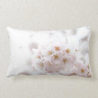 beautiful cherry flower ランバークッション