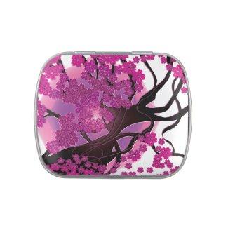 Beautiful cherry tree07 缶
